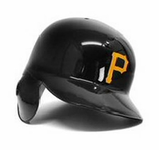 Pittsburgh Pirates Right Flap Rawlings Authentic Batting Helmet