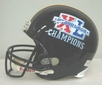 Pittsburgh Steelers Super Bowl 40 XL Champions Proline Authentic Helmet