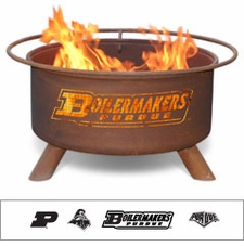 Purdue Boilermakers Outdoor Fire Pit