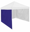 Purple Tent Side Panel for Logo Canopy Tailgate Tents