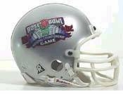 Rose Bowl 2002 Logo Riddell Full Size Authentic Helmet