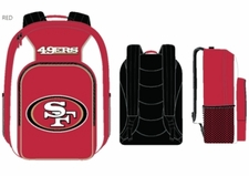 San Francisco 49ers Backpack - Southpaw Style