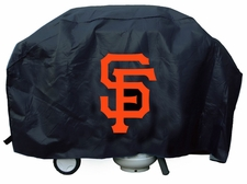 San Francisco Giants Deluxe Barbeque Grill Cover