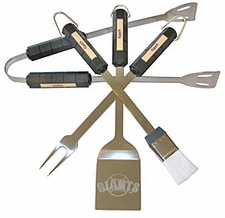 San Francisco Giants Grill BBQ Utensil Set