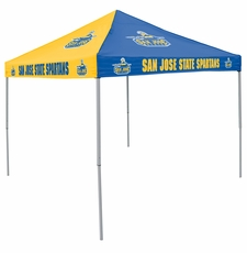 San Jose State Spartans Blue / Gold Logo Canopy Tailgate Tent