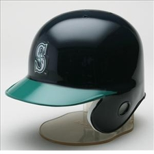 Seattle Mariners Riddell Mini Baseball Batting Helmet