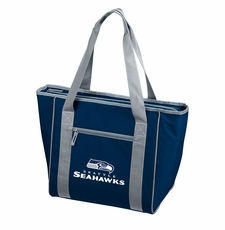 Seattle Seahawks  30 Can Cooler Tote