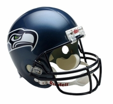 Seattle Seahawks 2002-2011 Full-Size Deluxe Replica Helmet