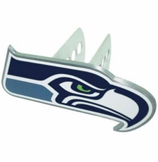 Seattle Seahawks Logo Trailer Hitch Cover