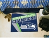 Seattle Seahawks Super Bowl Champions Starter Floor Mat