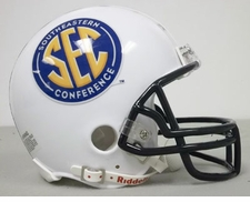 SEC Conference Riddell Replica Mini Helmet