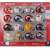 SEC Pocket Pro Conference Helmet Set, 2013