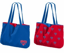 SMU Mustangs Reversible Tote