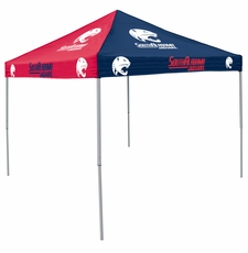 South Alabama Jaguars Navy / Red Logo Canopy Tailgate Tent