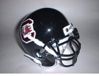 South Carolina Gamecocks 2004 Schutt Throwback Mini Helmet