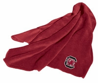 South Carolina Gamecocks Fleece Throw