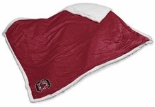 South Carolina Gamecocks Sherpa Blanket