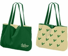 South Florida Bulls Reversible Tote