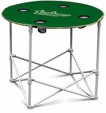 South Florida Bulls Round Tailgate Table