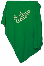 South Florida Bulls Sweatshirt Blanket