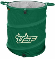 South Florida Bulls Tailgate Trash Can / Cooler / Laundry Hamper