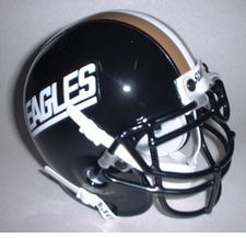Southern Miss Golden Eagles 1982-87 Schutt Throwback Mini Helmet