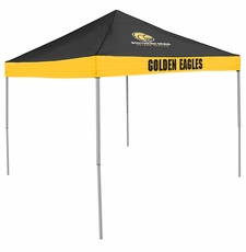 Southern Miss Golden Eagles Economy 2-Logo Logo Canopy Tailgate Tent