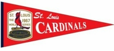 St. Louis Cardinals Cooperstown Wool Pennant
