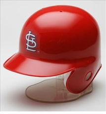 St. Louis Cardinals Riddell Mini Baseball Batting Helmet