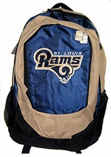 St. Louis Rams Backpack