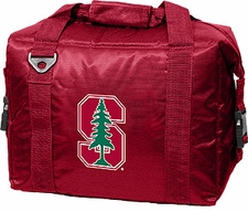 Stanford Cardinal 12 Pack Small Cooler