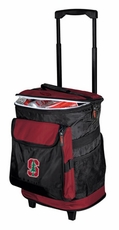 Stanford Cardinal Rolling Cooler