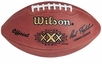Super Bowl 30 XXX Wilson Official NFL Game Football : Dallas Cowboys vs. Pittsburgh Steelers