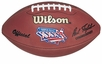 Super Bowl 36 XXXVI Wilson Official NFL Game Football : New England Patriots vs. St. Louis Rams