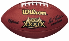 Super Bowl 39 XXXIX Wilson Official NFL Game Football : New England Patriots vs. Philadelphia Eagles