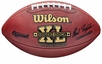 Super Bowl 40 XL Wilson Official NFL Game Football : Seattle Seahawks vs. Pittsburgh Steelers