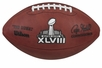 Super Bowl 48 XLVIII Wilson Official NFL Game Football : Seattle Seahawks vs. Denver Broncos