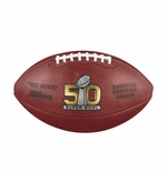 Super Bowl 50 Official Game Football