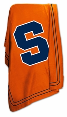 Syracuse Orange Classic Fleece Blanket