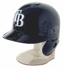 Tampa Bay Devil Rays Riddell Mini Baseball Batting Helmet