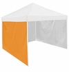 Tangerine Tent Side Panel for Logo Canopy Tailgate Tents