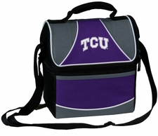 TCU Horned Frogs Lunch Pail