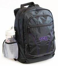 TCU Horned Frogs Stealth Backpack