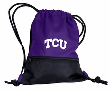 TCU Horned Frogs String Pack / Backpack