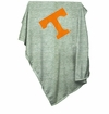 Tennessee Volunteers Gray Sweatshirt Blanket