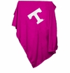 Tennessee Volunteers Pink Sweatshirt Blanket