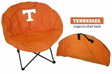 Tennessee Volunteers Round Sphere Chair