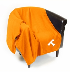 Tennessee Volunteers Sweatshirt Throw Blanket
