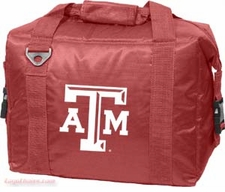 Texas A&M Aggies 12 Pack Small Cooler