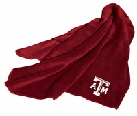 Texas A&M Aggies Fleece Throw